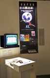 Video Game exhibition Stock Image