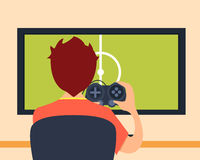 Video game Royalty Free Stock Photography