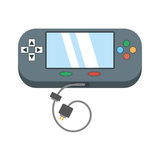 video gamepad portable technology Royalty Free Stock Photo