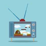 Video games design Stock Image