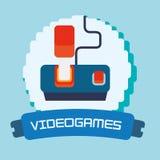 Video games design Royalty Free Stock Photos