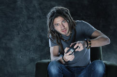 Video Gaming Stock Photos