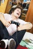 Video giochi Fotografie Stock Libere da Diritti