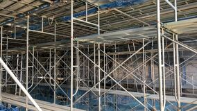 A good scaffold for worker safety