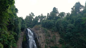 Video of Haew Narok Waterfall stock footage