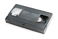 Video home system movie cassette Royalty Free Stock Photography