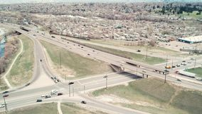 Video Of Interstate 70 And Sheridan Boulevard In Arvada, Colorado. Video of I 70 and Sheridan Boulevard in Arvada, Colorado.  Interstate 70 (I-70) is a stock video