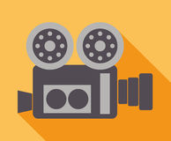Video icon design Royalty Free Stock Images