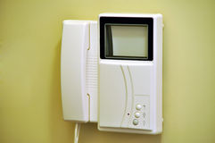 Video intercom Stock Images
