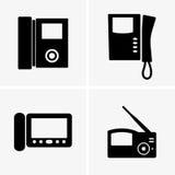 Video intercoms Stock Photos