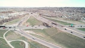 Video Of Interstate 70 And Sheridan Boulevard In Arvada, Colorado. Video of I 70 and Sheridan Boulevard in Arvada, Colorado.  Interstate 70 (I-70) is a stock footage