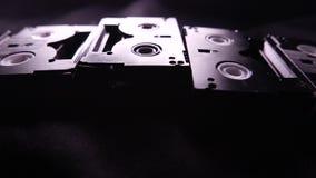 Video- Kassette Mini-dv Kamera 4k UHD stock video