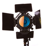 Video light equipment Stock Image