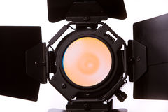 Video light equipment Royalty Free Stock Photography