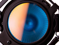 Video light equipment Royalty Free Stock Images