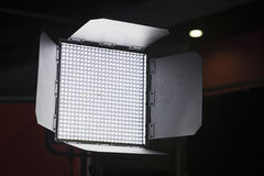 Video lighting LED Stock Photography