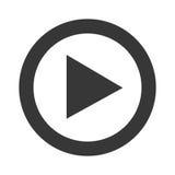 Video linea progettazione del gioco dell'icona royalty illustrazione gratis