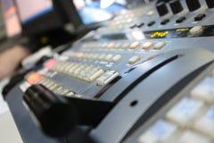 Video Mixer Royalty Free Stock Photo