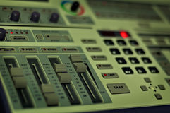 Video mixer Royalty Free Stock Photography