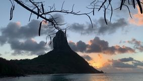 Video from Morro do Pico, fantastic views and a wonderful sunset