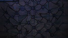 Video motion   graffiti  mesh strips pattern stock footage
