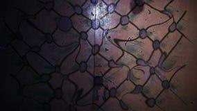 Video motion   graffiti  mesh  strips   pattern stock video