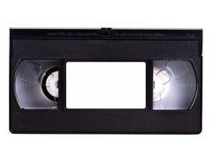 Video nastro a cassetta in bianco Fotografia Stock