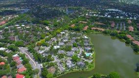 Video piantagione di riserva Florida video d archivio