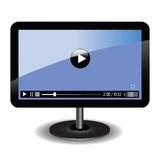 Video-Player Stockbilder