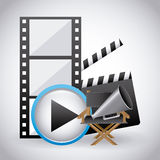 Video player Royalty Free Stock Image