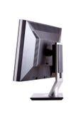 Video professionale dell'affissione a cristalli liquidi, lato posteriore Fotografia Stock Libera da Diritti