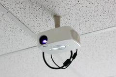 Video proiettore Fotografia Stock Libera da Diritti