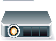 Video Projector Stock Photography