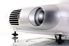 Video Projector Royalty-vrije Stock Afbeeldingen