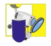 Video protezione Fotografia Stock