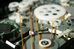 Video Recorder Cog Wheels Royalty Free Stock Image