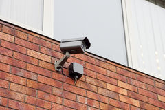Video security system Royalty Free Stock Photography
