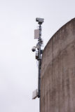 Video surveillance Stock Photos
