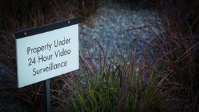 Video Surveillance Royalty Free Stock Photos