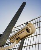 Video surveillance camera stock photography