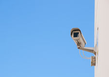 Video surveillance camera Royalty Free Stock Photos