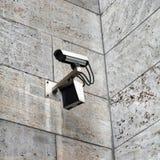 Video surveillance Stock Photo