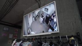 Video surveillance in pet salon
