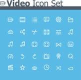 Video symbolsuppsättning