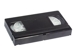 Video tape Stock Image