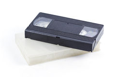 Video Tape Royalty Free Stock Photo