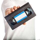 Video tape cassete Royalty Free Stock Images