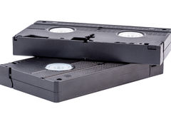 Video Tapes Royalty Free Stock Photo