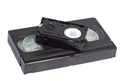 Video tapes Stock Photos
