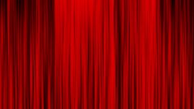 Theater curtain stage curtain stage stock illustration